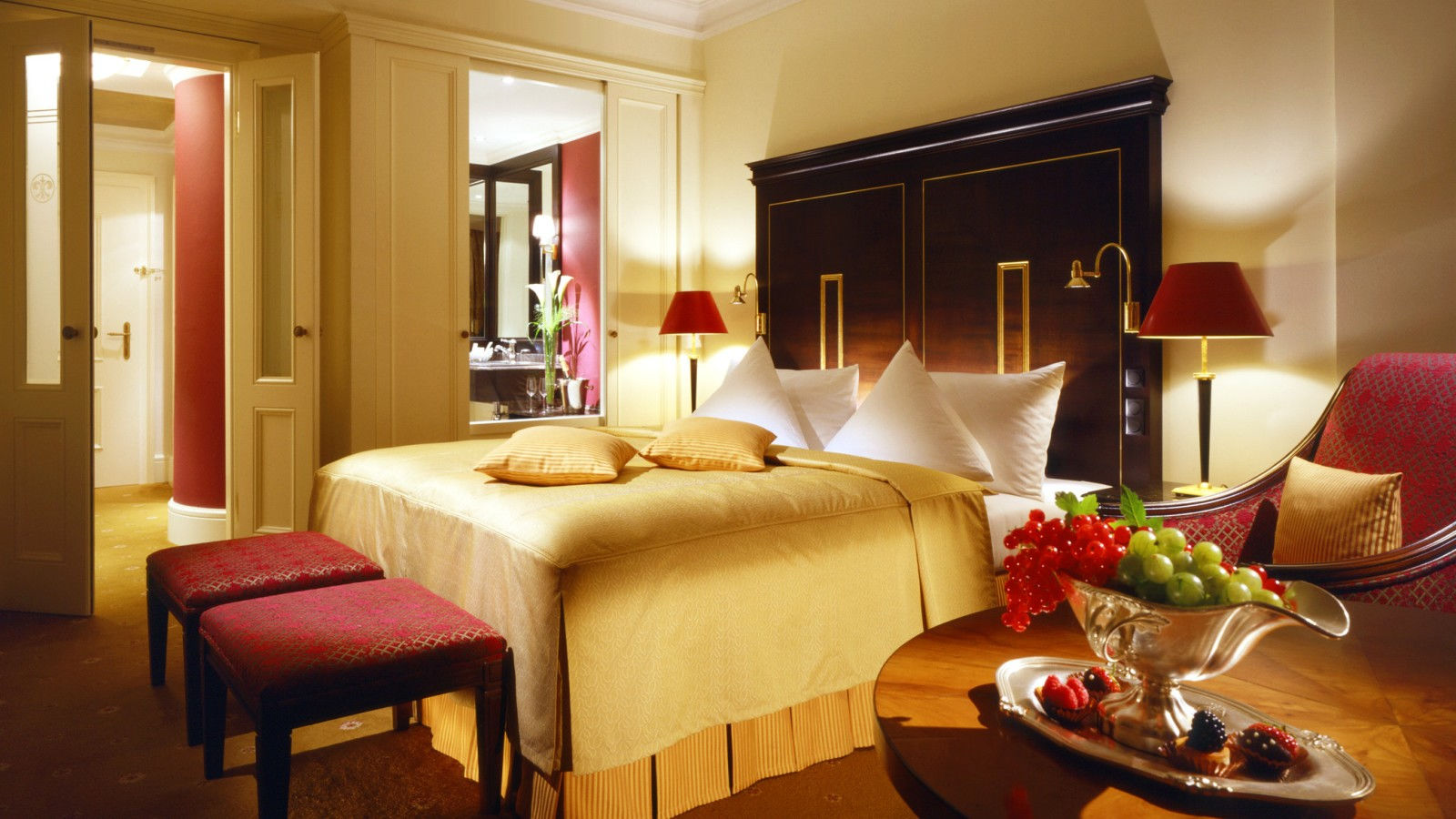 Grand Deluxe Rooms Schloss Fuschl A Luxury Collection Resort & Spa