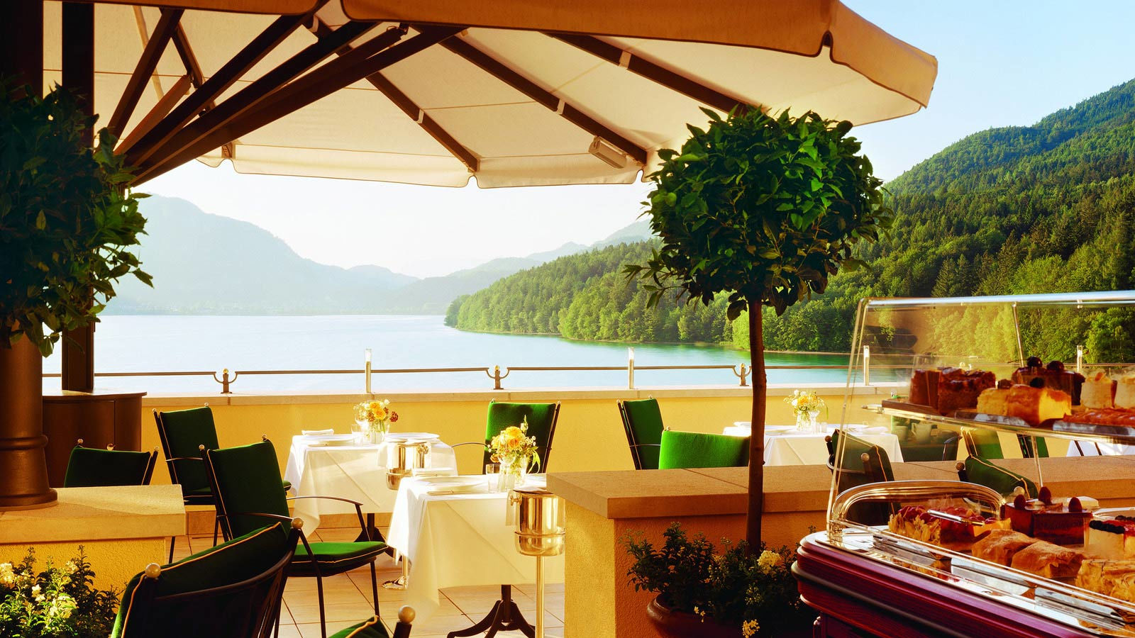 Schloss Restaurant | Schloss Fuschl, a Luxury Collection Resort & Spa