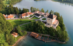 Private Jetty at Lake Fuschl | Sound of Music Area Schloss Fuschl